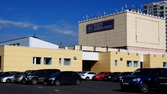 Здание театра в Олимпийской деревне. Фото: 1ddp.ru