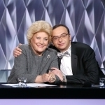 Елена Образцова и Дмитрий Бертман