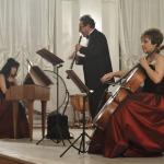 Московская органистка сыграла в Саратове с ансамблем «Трио-Соната»