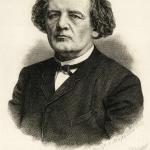 Антон Григорьевич Рубинштейн. Художник Федор Меркин, 1889