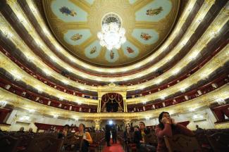 """Большой театр поставил эксклюзивную версию оперы для детей """"История Кая и Герды"""""""