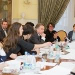 Экспертный совет Минкультуры. Фото - пресс-служба Минкультуры РФ