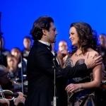 Георгий и Вита Васильевы были идеальной парой в дуэте из «Ромео и Джульетты» Гуно. Фото - Светлана Мельникова