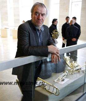 Валерий Гергиев. Фото - Михаил Садчиков