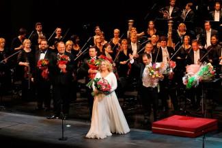 Концертное исполнение оперы Чайковского «Орлеанская дева» в Большом театре