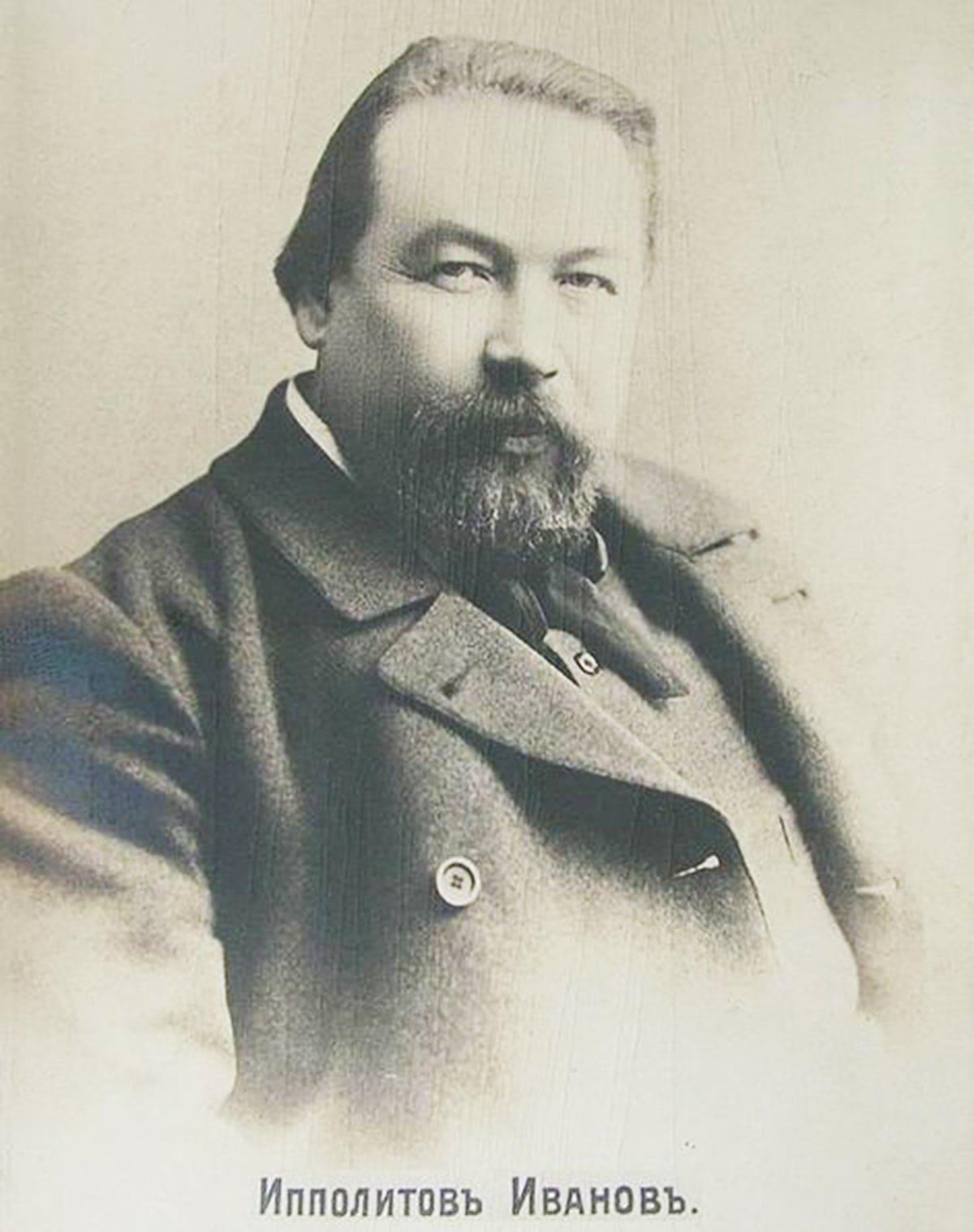 Михаил Михайлович Ипполитов-Иванов