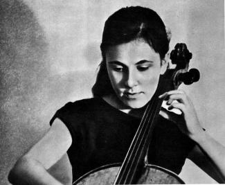 Наталия Гутман, 1961 год. Фото из личного архива