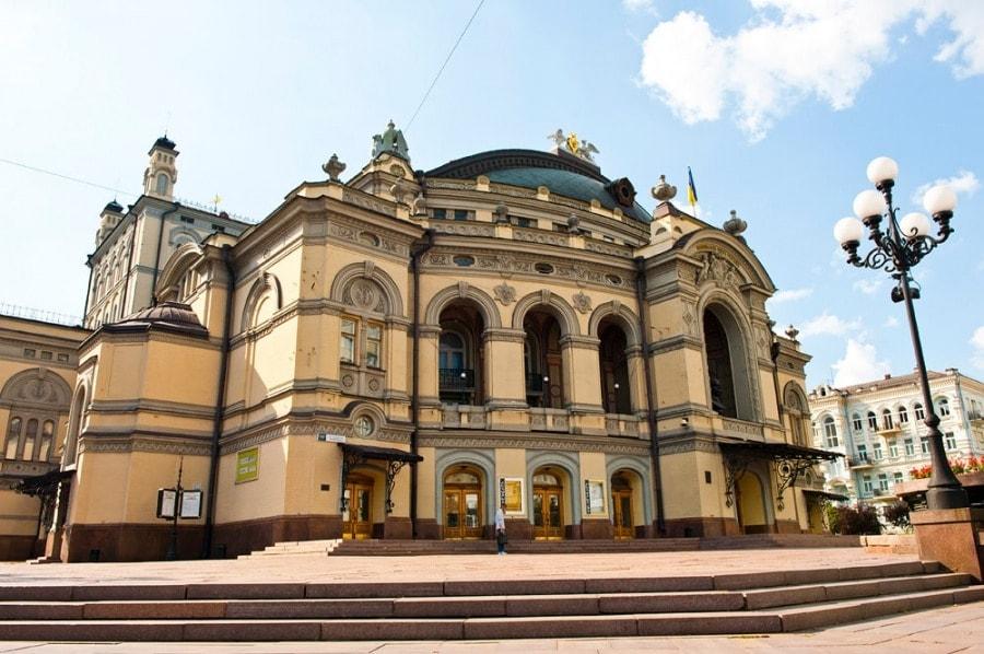 Национальная опера Украины