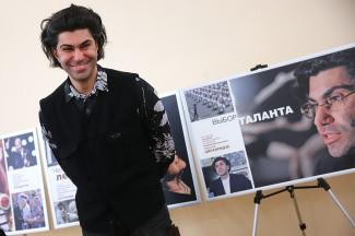 Николай Цискаридзе. Фото - Валерий Шарифулин
