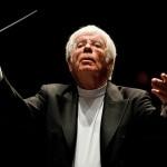 В московской филармонии Гельмут Риллинг продирижировал «Страсти по Матфею» И. С. Баха