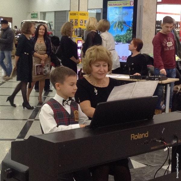 Юбилейные торжества в честь великого композитора стартовали в уральской столице
