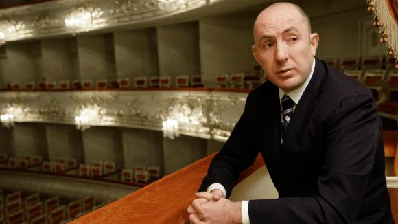 Владимир Кехман. Фото - Глеб Щелкунов