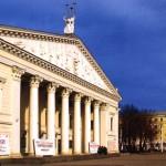 Фойе на втором этаже Воронежского оперного теперь для камерных постановок