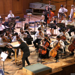 Всероссийский юношеский симфонический оркестр выступил в Москве