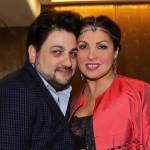 Анна Нетребко и Юсиф Эйвазов озвучили дату и место проведения свадьбы