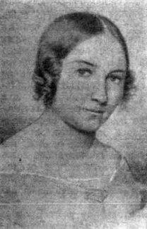 Каролина Брандт, жена Вебера