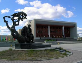 Театр оперы и балета Якутии