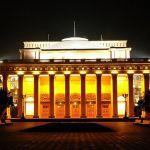 Владивосток принимает гастроли Новосибирского театра оперы и балета