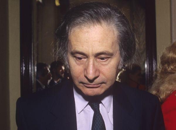 Альфред Гарриевич Шнитке (1934-1998). Фото - Владимир Вяткин