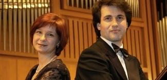Ирина Силиванова и Максим Пурыжинский