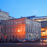 Мариинский театр откроет в Петербурге сеть гостиниц