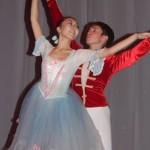 Артисты театра оперы и балета впервые выступили в поселке Усть-Нера