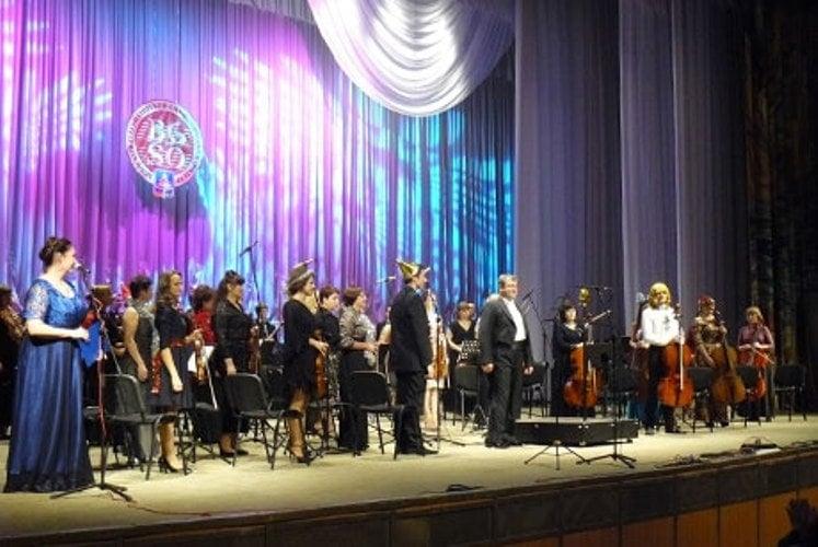 Брянский симфонический оркестр показал, что значит популярная классическая музыка