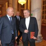 Николай Меркушкин встретился с Валерием Гергиевым