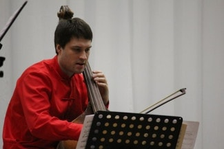 Григорий Кротенко. Фото - Евгения Легкая