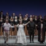 Последнюю оперу Чайковского представили жителям Приморья солисты Мариинского театра