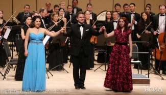 Концерт «Большая опера: Якутск - Москва» состоялся 20 декабря