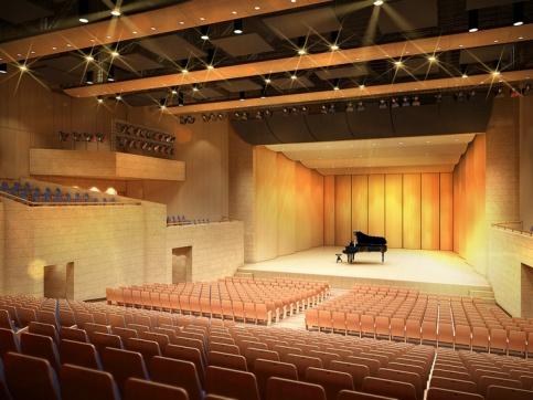 Новому концертному залу Московской филармонии присвоено имя Рахманинова