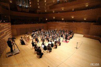 Оркестр «SymphonicaARTica» дал концерт в Мариинском театре