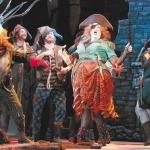 Премьера оперы «История Кая и Герды» прошла на Новой сцене Большого театра. Фото - Дамир Юсупов