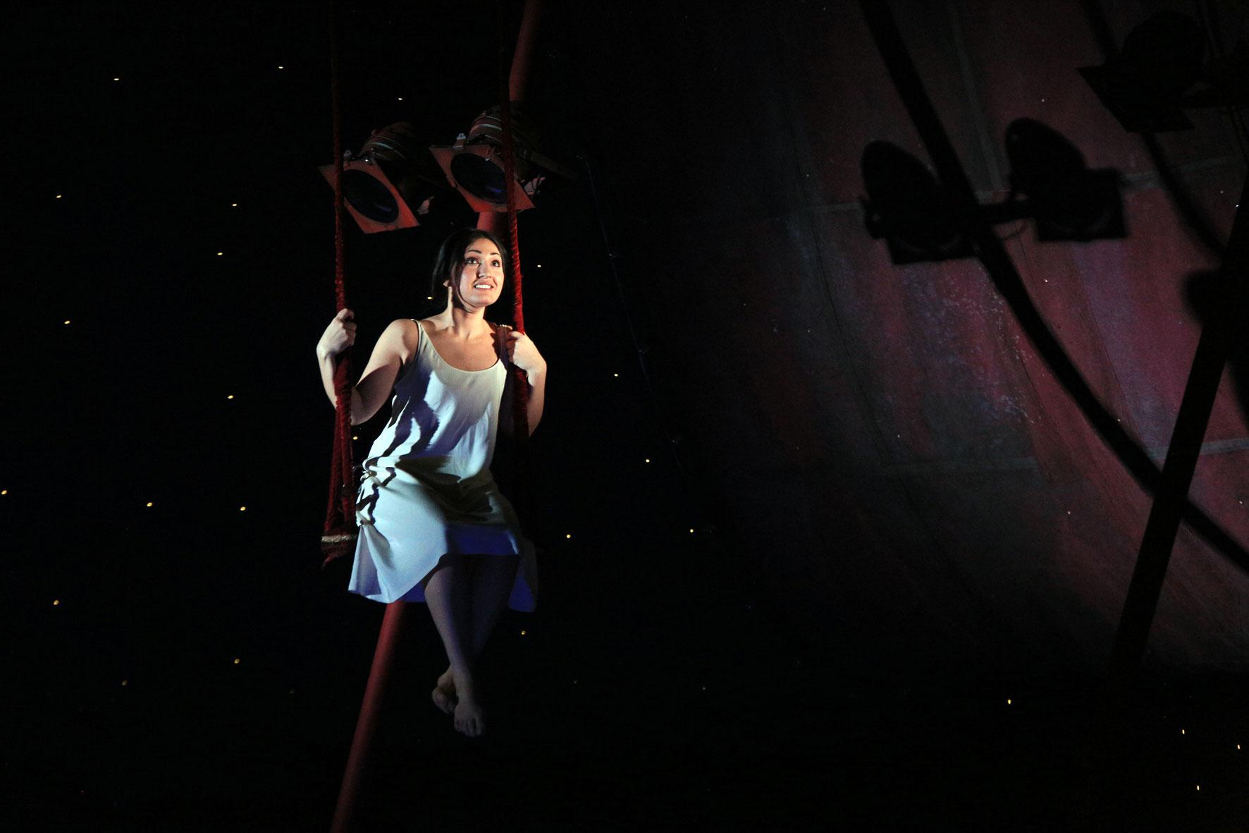 Джильда — Кристина Мхитарян. Фото Олега Черноуса/Большой театр.