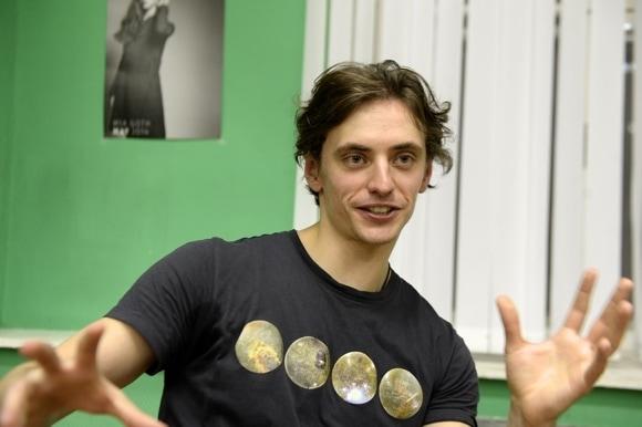 Сергей Полунин. Фото - Владимир Суворов