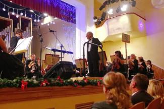 Сергей Ястребов поздравил Ярославский академический губернаторский симфонический оркестр с юбилеем
