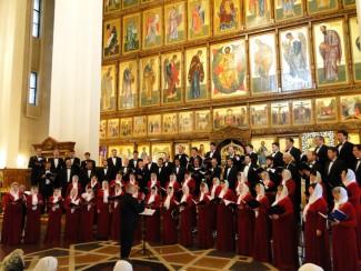 Серией концертов знаменует свой семидесятилетний юбилей Магнитогорская академическая хоровая капелла имени Семёна Эйдинова