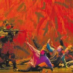 Создатели перенесли действие оперы из эпохи ацтеков и инков во времена покорения испанцами племен майя. Фото - Алексей Гущин