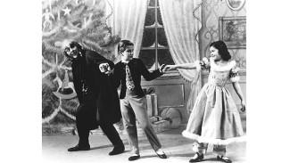Сцена из балета «Щелкунчик» в постановке Джорджа Баланчина, 1954 год