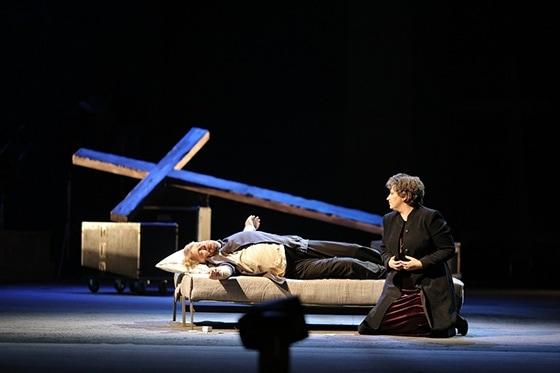 """""""Тангейзер"""" в Новосибирском театре оперы и балета. Фото - Алексей Цилер"""