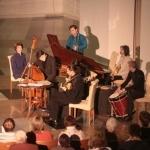 Театр Станиславского завел себе цикл концертов совсем старинной музыки. Фото - Олег Черноус