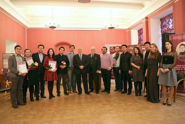 В Москве завершился юбилейный XXV Международный конкурс вокалистов им.М.И.Глинки