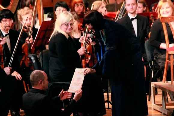 В Севастополе закрылся досрочно сезон классической музыки