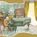 Вышла в свет биография П. И. Чайковского для детей