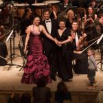 Брянский симфонический оркестр устроил слушателям праздник оперы