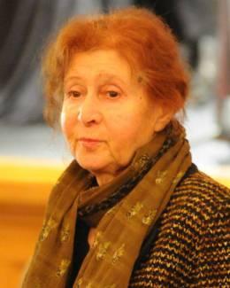 Майя Самойловна Глезарова