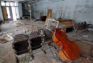 Заброшенная музыкальная школа