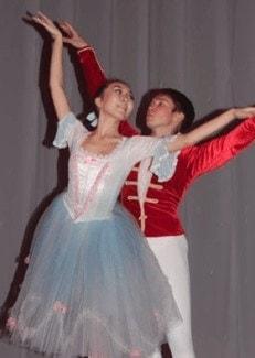 Артисты Государственного театра оперы и балета имени Суоруна Омоллоона