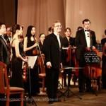 Оркестр Simphonica ARTica выступил в Петербурге